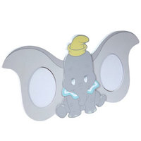 Disney Baby Dumbo Dream Big Grey Photo Frame - 14 inch x 7.2 inch
