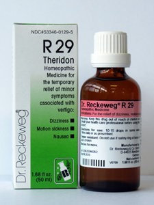 Theridon R29 50 ml by Dr. Reckeweg