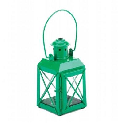 Zingz & Thingz 57071274 Green Trolley Lantern