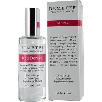 Demeter By Demeter Iced Berries Cologne Spray 4 Oz (unisex)