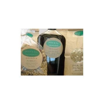 Breakfast Coffee Gift Bundle by JAVA & Co.: Artisan Syrup, Pancake Mix, Oatmeal, Granola, Roasted Coffee Beans