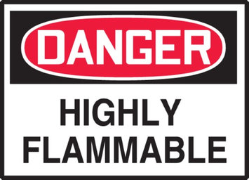 Accu Form HIGHLY FLAMMABLE