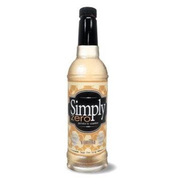 Power Blendz - Simply Zero Vanilla, 5 Calories Per Serving, 25.4 FL OZ Bottle - 2 Per Case [Vanilla]