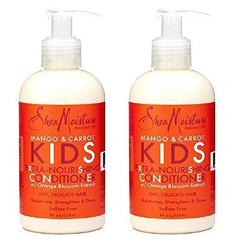 SheaMoisture Mango & Carrot Kids Extra-nourishing Conditioner, 2 by Shea Moisture
