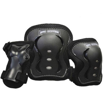 Epic Skates Epic Junior Protective Pads Tri-Pack