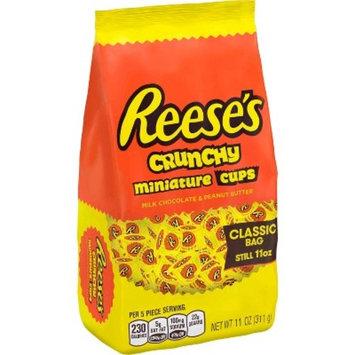 Reese's Miniature Crunchy Peanut Butter Cups Classic Bag - 11oz
