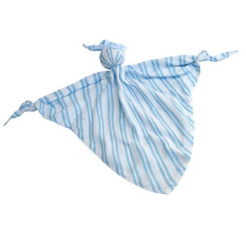 Cuski 310086 Mussi Baby Comforter Blue Stripes
