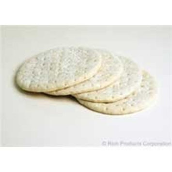 Rich Della Suprema Par Baked Traditional Pizza Crust, 3.5 Ounce - 72 per case.