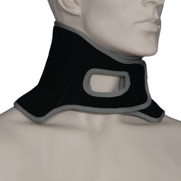 Neck Ice Pack + Compression, Fast Pain Relief From Whiplash or Neck Pain. Cervical Neck Icing Recommended by Ortho MDs as Safe and Effective. Clinical Quality. USA