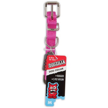 Petmate Zurn Pex 2 Packs COLLAR MD PINK 5/8