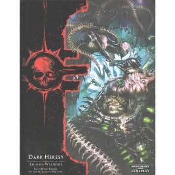 Fantasy Flight Games Enemies Without Dark Heresy Warhammer 40,000 Second Edition Roleplay Book
