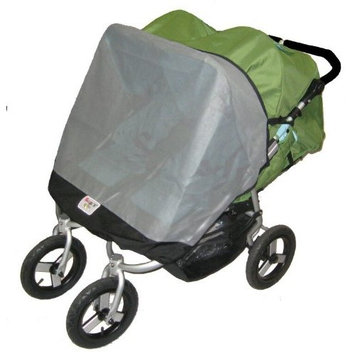 Sashas Sun, Wind and Insect Cover BumbleRide Indie Double Jogger