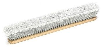 LAITNER 1425P1242 Push Broom Head, Fine-Sweeping, Plstc,24in