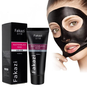 Facial Face Mask, Maple_Leaf Deep Cleansing Peel Off Black Mud Remove Blackhead