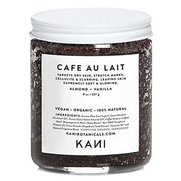Kani Botanicals - Organic Coffee + Sugar Body Polish (8 oz / 227 g)