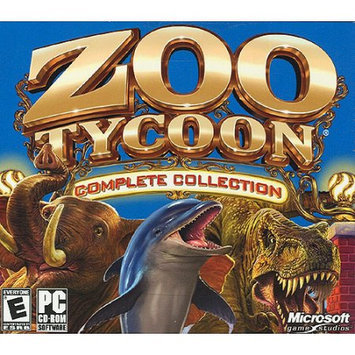 ValuSoft Zoo Tycoon: Complete Collection - FROSTLINE PUBLISHING, INC.