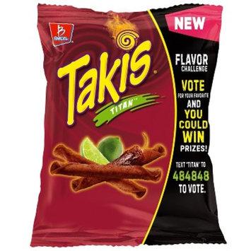 Barcel Takis Titan Tortilla Chips - 4oz