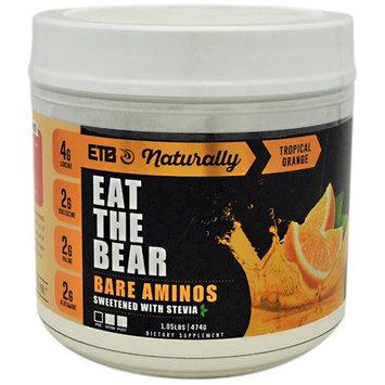 Eat The Bear BARE AMINOS TROPICAL ORANGE 30