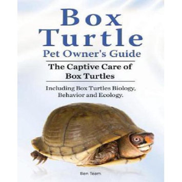 Internet Marketing Business Box Turtle Pet Owners Guide. 2016. The Captive Care of Box Turtles. Including Box Turtles Biology, Behavior and Ecology.