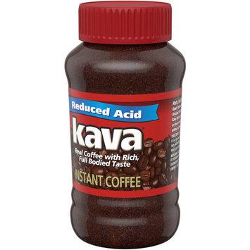Kava Reduced Acid Instant Coffee, 4 oz