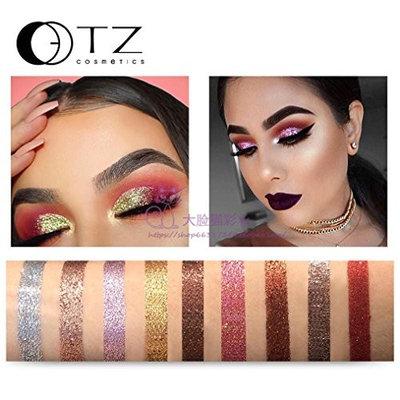 Binmer(TM) Shimmer Glitter Eye shadow Pressed Powder Pigment Eye Makeup Cosmetics Vibrant (I)