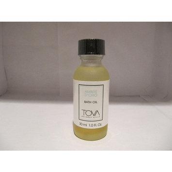 TOVA AMBRE D'ORO Bath Oil - 1 oz / 30 ml