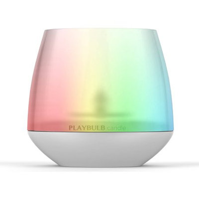 MiPow BTL3003 PlayBulb Candle in White
