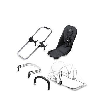 Donkey Duo Stroller Frame Extension Set