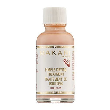 Makari Classic Pimple Drying Treatment 1.0 fl.oz – Acne Spot Cream With Salicylic Acid & Calamine – Fast-Drying Treatment for Acne Blemishes, Whiteheads, Blackheads, Irritation & Redness