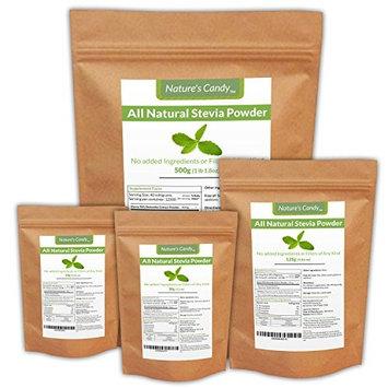 WHC All Natural Stevia Powder, 125 Grams / 846 Servings [125g]