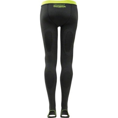Zoot Recovery 2.0 CRx Compression Tight: Graphite/Yellow~ Size 2