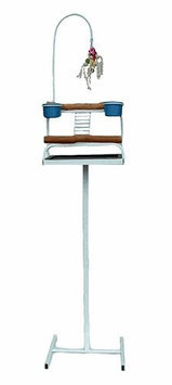 Mango Pet Products 1142 Deluxe Traveler Stand Black