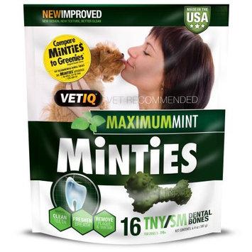 VetIQ Minties Dental Bone, TNY/SM, 6.4 oz