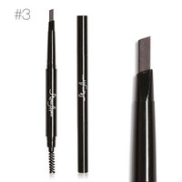 Vinjeely MARIA AYORA Waterproof Eyebrow Pen Pencil With Brush Makeup Cosmetic Tool (C)