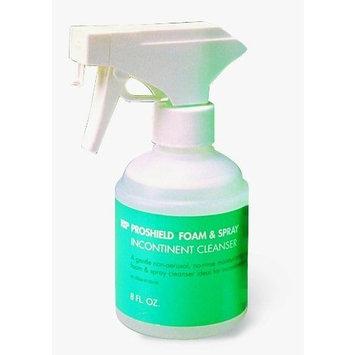 Proshield Foam & Spray Incontinent Cleanser Qty 12