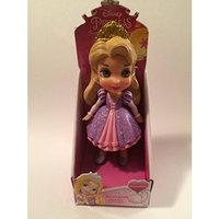 Disney Mini Sparkle Pose-able Rupunzel Doll