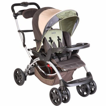 Dream On Me/Mia Moda Compagno Stroller, Black