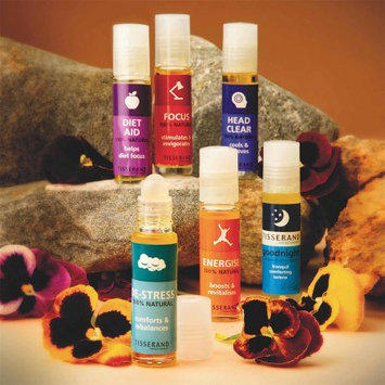 S & S Essential Oil Roll On Remedies, Energise