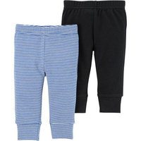 Child of Mine by Carter's Newborn Baby Boy 2 Pack Pant