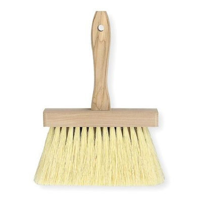 TOUGH GUY 3A340 Masonry Brush, White