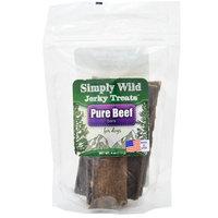 Simply Wild USA Jerky Treats - Beef Bars (4 oz)