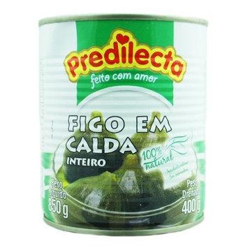 Predilecta - Whole Figs in Syrup - 14.10oz (PACK OF 02) | Figo em Calda Inteiro - 400g