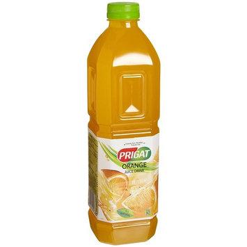 Prigat Orange Juice Drink Kosher For Passover 50.7 Oz. Pack Of 6.