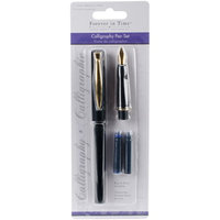 Multicraft Imports ST400 Calligraphy Pen Set