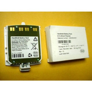 Rechargeable Battery Pack for CoaguChek XS Plus - Item Number 04805640001EA