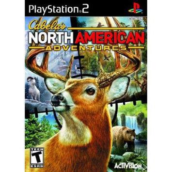 Activision Cabela's North American Adventures 2011 (Playstation 2)