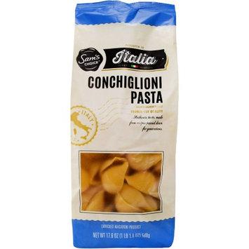 Supplier Generic Sam's Choice Italia Conchiglioni Pasta, 500g