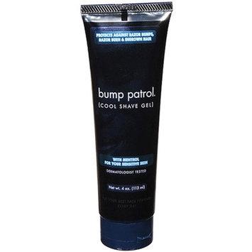 Bump Patrol Cool Shave Gel 4 oz