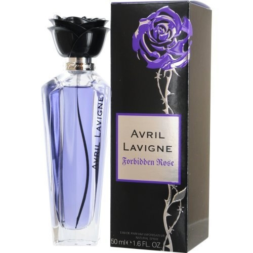 Avril Lavigne Forbidden Rose Eau de Parfum Spray for Women, 1.7 Ounce