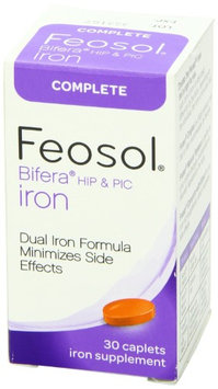 Feosol Bifera Hip & PIC Iron Supplement
